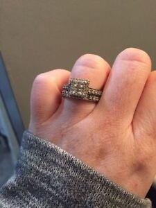 Wedding ring set Kitchener / Waterloo Kitchener Area image 5