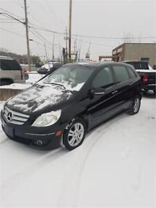 2007 Mercedes-Benz B-Class Turbo RUNS AND DRIVES AS.IS DEAL