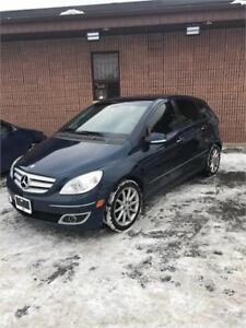 2006 Mercedes-Benz B-Class Turbo. AUTO! 4CYL! SAFETY AND ETESTED