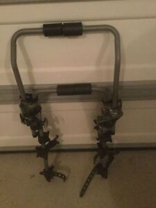 Priced to go bike rack (used only couple of times)