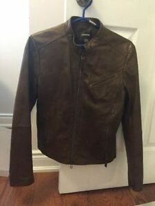 Women's Danier Leather Jacket - M Peterborough Peterborough Area image 1