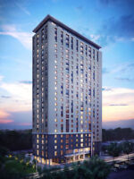 Capital Hall student condos at Carleton University!  3 year leas