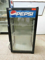 EXCELLENT CONDITION PEPSI QBD COOLER FOR SALE