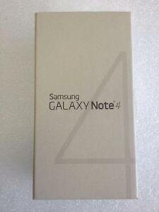 Brand New!!! Samsung Note 4, 32GB Unlocked, all networks including Wind + Warranty