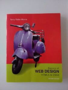 Webmaster textbooks - in perfect condition