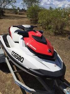 Cheap Seadoo gts 2012 jet ski not ski boat Bethania Logan Area Preview