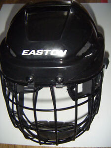 Easton Hockey Helmet with cage for sale