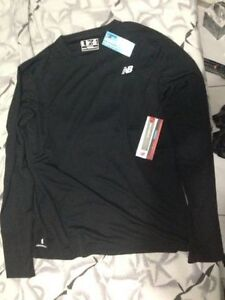 MEDIUM NEW BALANCE DRI-FIT LONG SLEEVE (Brand New)