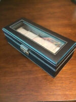 watch case/jewellery box-CANADA DAY SPECIAL 1 DAY ONLY $30!!