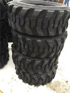 Brand New Skid Steers Tires