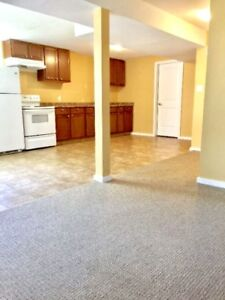 Spacious Updated 1 Bedrm Suite* Washer, Dryer + Covered Parking