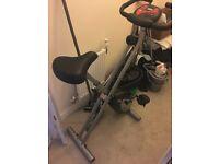 Exercise Bike - Ultrasport F-bike Trainer