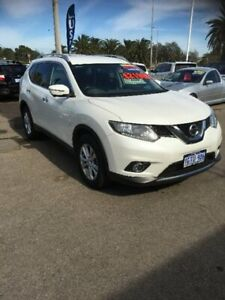 2014 Nissan X-Trail T32 ST-L X-tronic 2WD White 7 Speed Constant Variable Wagon Beresford Geraldton City Preview