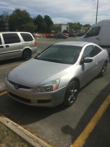 2003 Honda Accord LX Coupe (2 door)