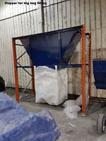 RENT THIS HOPPER TO FILL YOUR BULK BAG ORDERS!!