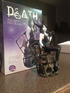 DC Direct Full Size Statue DEATH Sandman FIGURE Neil Gaiman