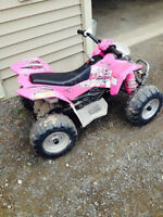 battery operated kids 4-wheeler