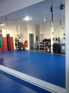 Fitness space available for sublease