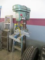 Drill Press Online Auction Bidding Closes Sept 17 @ 12 Noon