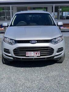 2013 Ford Territory SZ TX Seq Sport Shift Lightning Strike 6 Speed Sports Automatic Wagon Mount Pleasant Mackay City Preview