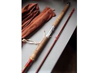 Vintage Fibatube Salmon rod.