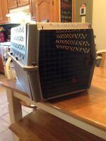 Grande cage de transport pour chien ou chat