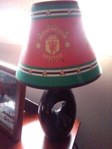 Manchester United Team Lamp Like New! LI16
