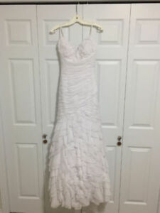 Wedding dress - never worn!