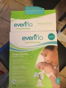 Enenflo single electric breast pump Windsor Region Ontario image 1