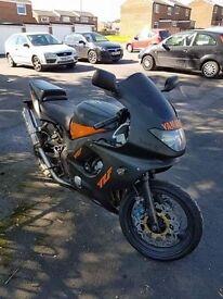 1996 Yamaha yzf600r thundercat