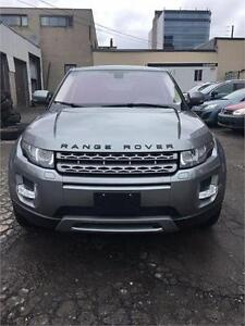 2012 LAND ROVER R-ROVER EVOQUE