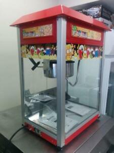 Popcorn Machine - Machine a Popcorn - Brand New! 1 Year Warranty!