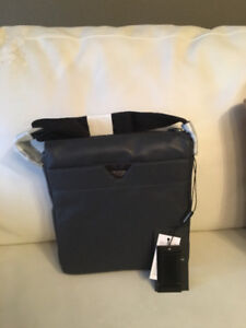 Armani men's cross body bag