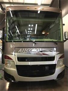 REDUCED Class A Gas 2013 Allegro 34TGA by Tiffin Motors,7800KM