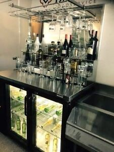 Commercial Beer Fridge- NOT used - CHECK OUT OUR SIZES!!