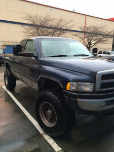 2001 Dodge Power Ram 2500 Pickup Truck North Shore Greater Vancouver Area image 2