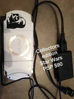 REDUCED~*~*~*~**~*~*~*~**~~**~*STAR WARS COLLECTOR'S EDITION PSP