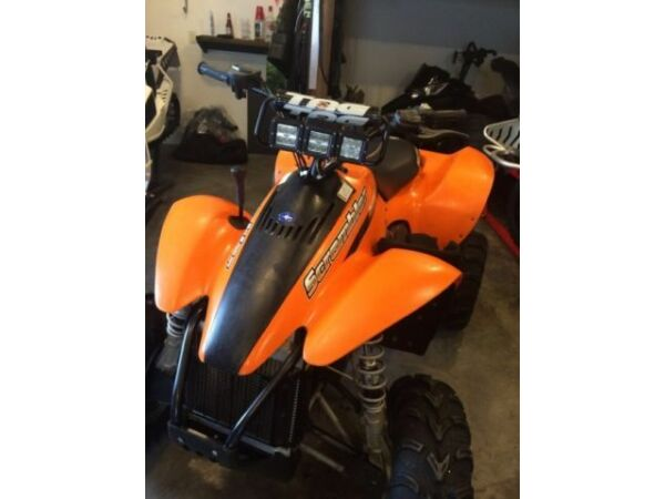 Used 2005 Polaris Scrambler 500 HO