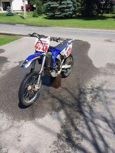 2009 Yamaha YZF 250