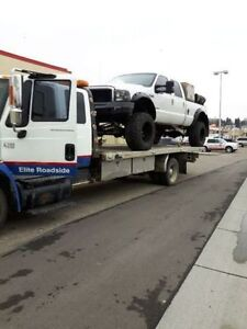 Towing - Recovery - Emergency Hookers - FAST SERVICE