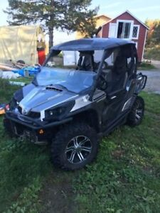 Side by side CanAm Commander 1000 Limited 2 place 2013 à vendre