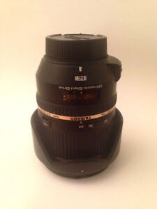 Wanted:      Tamron SP AF 24-70mm f/2.8 Di VC USD for Nikon
