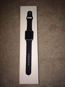 Apple Watch 42mm space grey - first generation