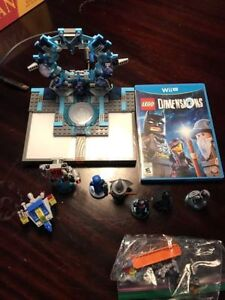 Lego dimensions wii u with extras