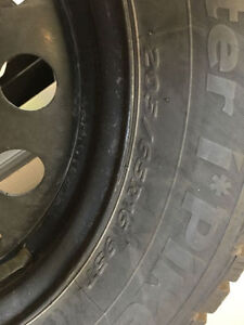 Hankook Winter Tires 205/65R16 95T