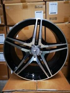 "Mercedes  audi  vw 18"" wheels mags new in box"