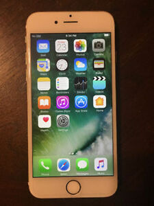 iphone 6 64gb Gold Rogers Great Cond. W accessories
