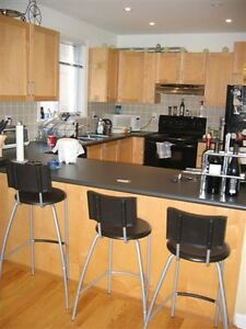 Extra large 2-bedroom duplex apartment, Yonge and St. Clair