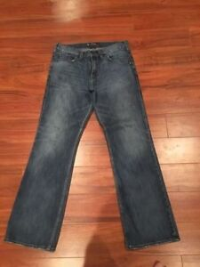Silver Grayson jeans - 34 x 34 - Make an Offer Windsor Region Ontario image 3