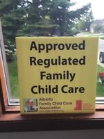 Accredited and Regulated Dayhome in NW Calgary